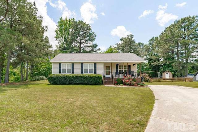 22 Spikebuck Court, Angier, NC 27501 (#2320387) :: Sara Kate Homes