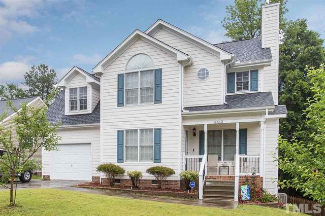 5513 Tanglewood Pine Lane, Raleigh, NC 27610 (#2320402) :: Triangle Top Choice Realty, LLC