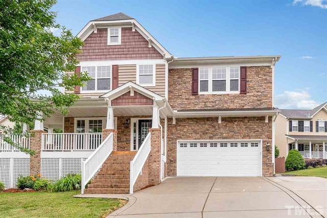 105 Presley Snow Court, Holly Springs, NC 27540 (#2320418) :: Dogwood Properties