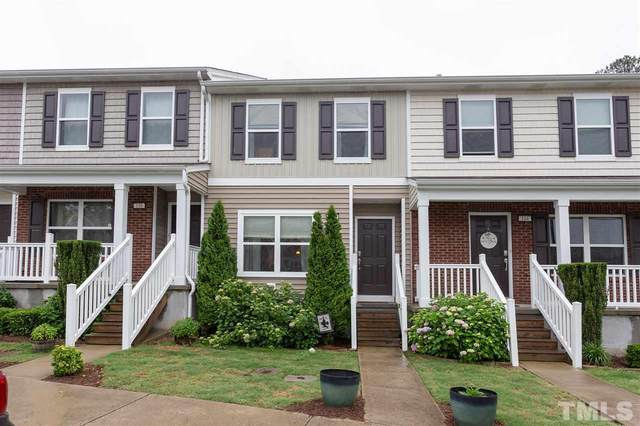100 Stratford Lakes Drive #112, Durham, NC 27713 (#2320420) :: Dogwood Properties