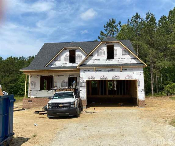 154 Aviemore Lane, Zebulon, NC 27597 (#2320454) :: Foley Properties & Estates, Co.