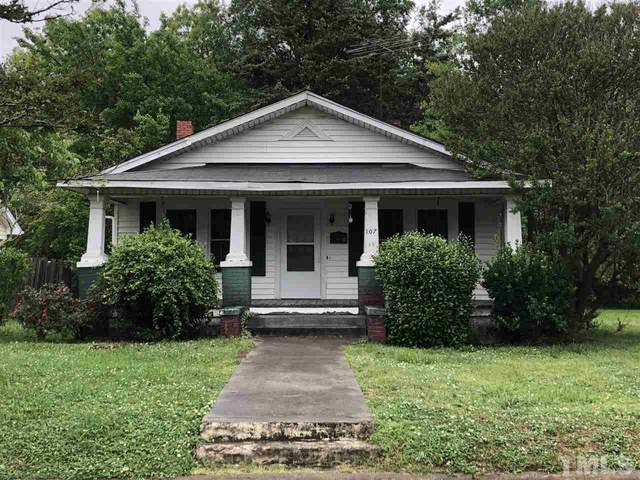 107 Peace Street, Oxford, NC 27565 (#2320480) :: Marti Hampton Team brokered by eXp Realty