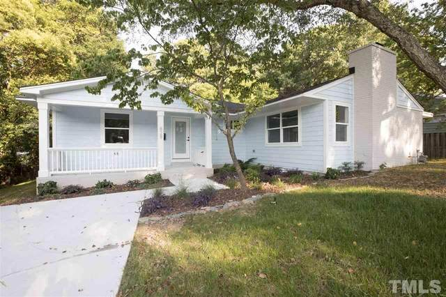 828 Woodburn Road, Raleigh, NC 27605 (#2320483) :: Realty World Signature Properties