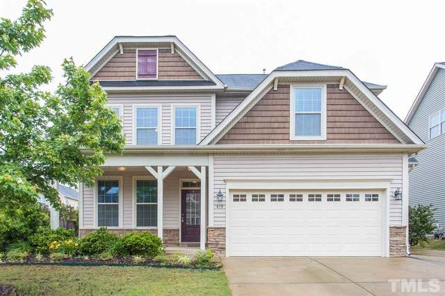 419 Lone Pine Loop, Fuquay Varina, NC 27526 (#2320518) :: The Perry Group
