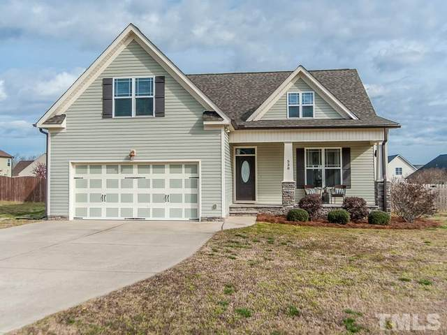 538 Spruce Meadows Lane, Willow Spring(s), NC 27592 (#2320567) :: The Perry Group
