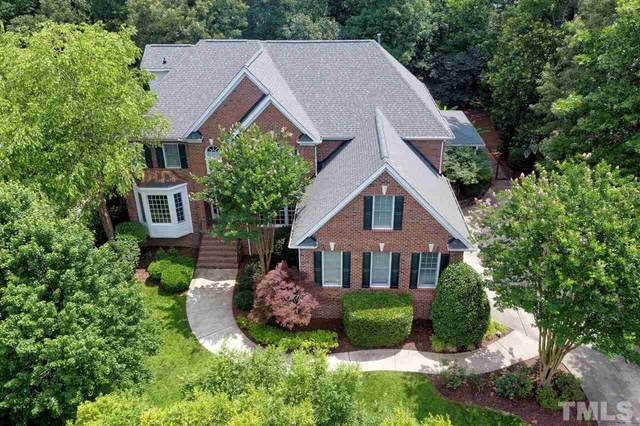 213 Bailey Ridge Drive, Morrisville, NC 27560 (#2320570) :: Realty World Signature Properties