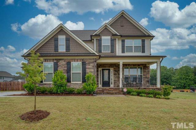 8105 Purple Aster Drive, Willow Spring(s), NC 27592 (#2320592) :: The Perry Group
