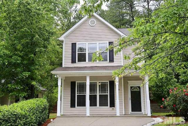 1009 Dual Parks Road, Apex, NC 27502 (#2320612) :: Raleigh Cary Realty