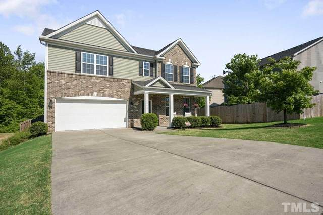 606 Gray Head Lane, Knightdale, NC 27545 (#2320622) :: Raleigh Cary Realty