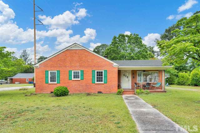 901 N Orange Avenue, Dunn, NC 28334 (#2320629) :: Dogwood Properties