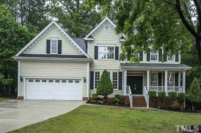 125 Marykirk Place, Garner, NC 27529 (#2320636) :: Foley Properties & Estates, Co.