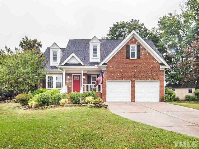800 Old Baron Drive, Fuquay Varina, NC 27526 (#2320639) :: The Perry Group