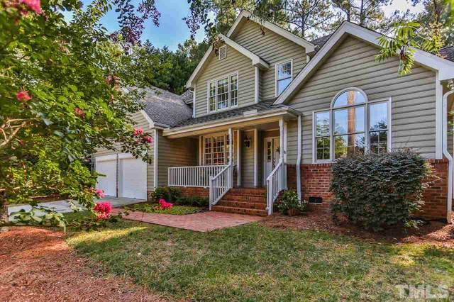 85402 Dudley, Chapel Hill, NC 27517 (#2320678) :: Sara Kate Homes