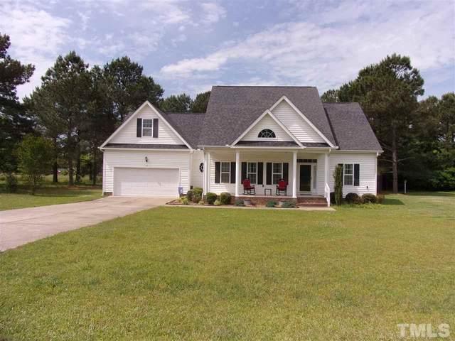 101 Meadowridge Drive, Dunn, NC 28334 (#2320695) :: Dogwood Properties