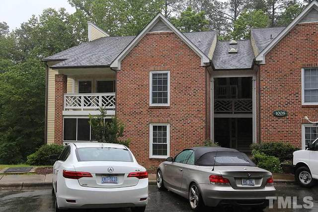 1008 Kingswood Drive G, Chapel Hill, NC 27517 (#2320697) :: Team Ruby Henderson