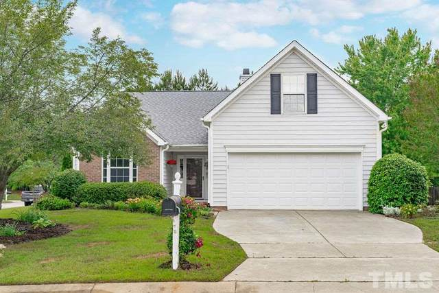 156 Fairford Drive, Holly Springs, NC 27540 (#2320722) :: Dogwood Properties