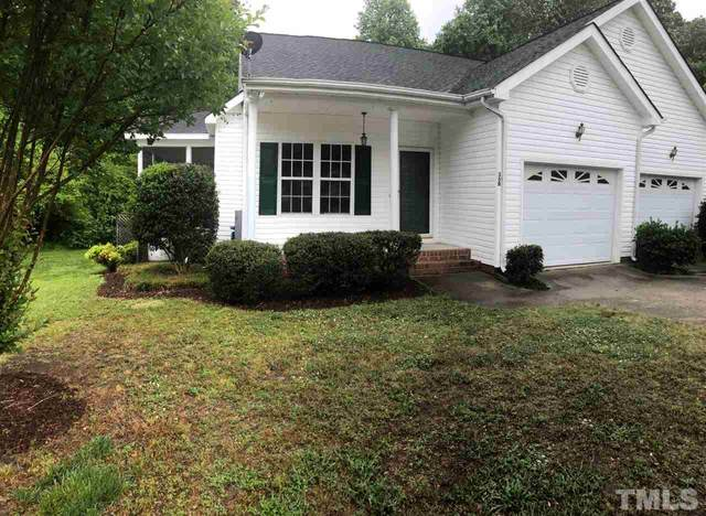 36 Silver Place B, Angier, NC 27501 (#2320763) :: Sara Kate Homes