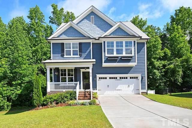 216 Tallowwood Drive, Garner, NC 27529 (#2320781) :: Foley Properties & Estates, Co.
