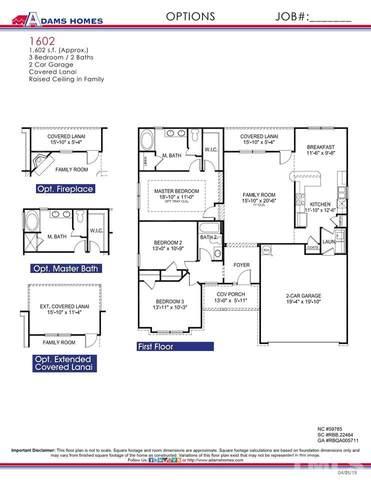 202 Greenwich Drive, Sanford, NC 27330 (#2320785) :: RE/MAX Real Estate Service