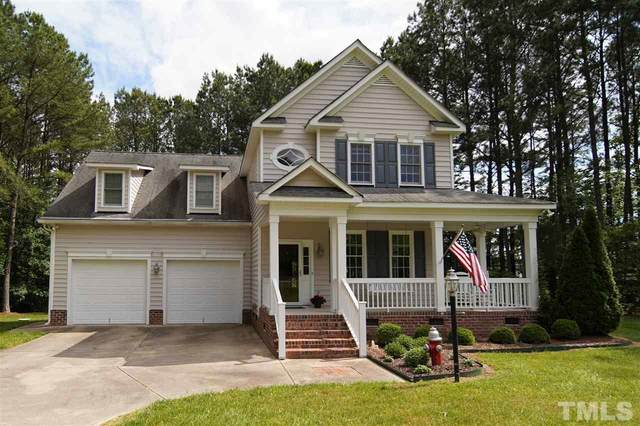 2805 Hunters Retreat Court, Zebulon, NC 27597 (#2320799) :: Foley Properties & Estates, Co.