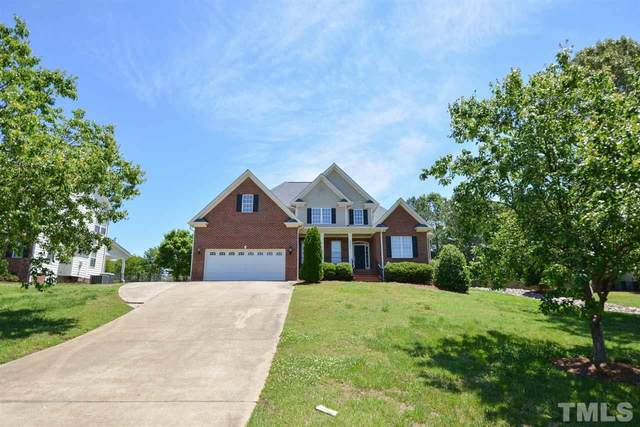 592 Kintyre Drive, Clayton, NC 27520 (#2320812) :: Raleigh Cary Realty