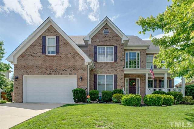 1509 Main Divide Drive, Wake Forest, NC 27587 (#2320823) :: Raleigh Cary Realty