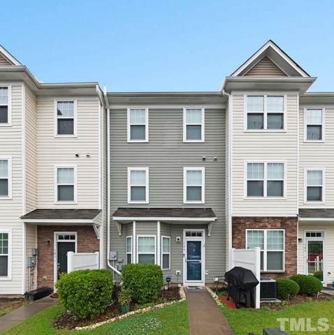201 Coalinga Lane #104, Raleigh, NC 27610 (#2320824) :: Spotlight Realty