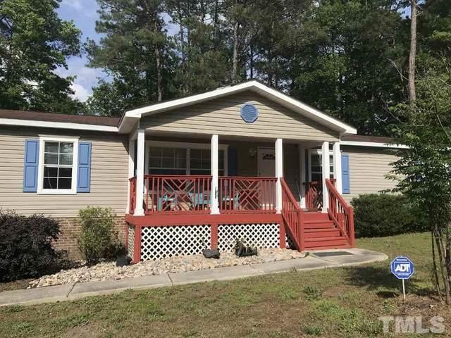 7613 Trudy Lane, Garner, NC 27529 (#2320833) :: Dogwood Properties