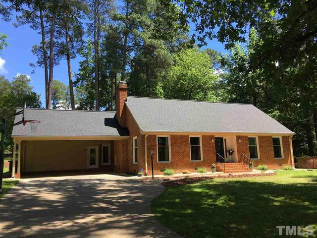 111 Ridge Road, Butner, NC 27509 (#2320835) :: Dogwood Properties