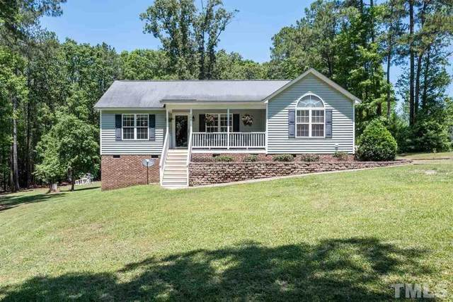 156 Walton Circle, Benson, NC 27504 (#2320844) :: Marti Hampton Team brokered by eXp Realty