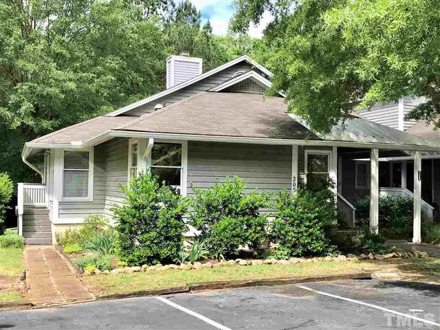 205 Kirkwood Drive, Chapel Hill, NC 27514 (#2320850) :: The Results Team, LLC