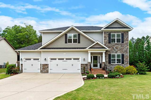 121 Summit Overlook Drive, Clayton, NC 27527 (#2320851) :: Marti Hampton Team brokered by eXp Realty