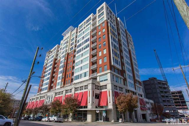 400 W North Street #900, Raleigh, NC 27603 (#2320863) :: The Results Team, LLC