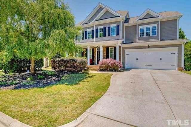7312 Bedford Ridge Drive, Apex, NC 27539 (#2320866) :: Foley Properties & Estates, Co.