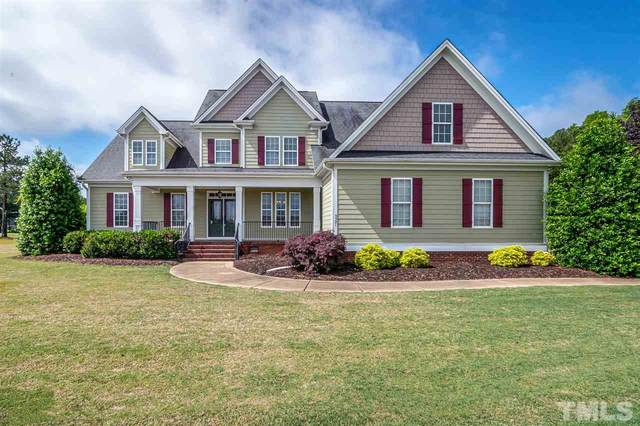5321 Hilltop Needmore Road, Fuquay Varina, NC 27526 (#2320872) :: Dogwood Properties
