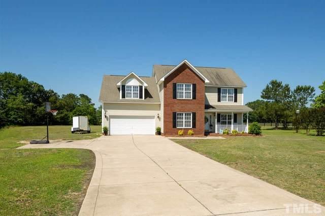 166 Day Lily Lane, Dunn, NC 28334 (#2320876) :: Dogwood Properties