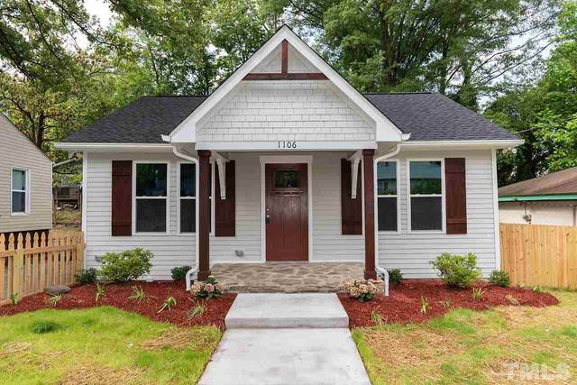 1106 Liberty Street, Durham, NC 27703 (#2320888) :: Foley Properties & Estates, Co.