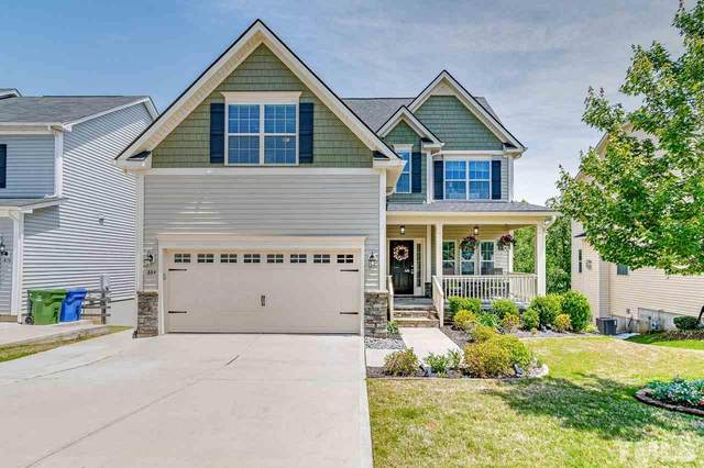 884 Ribbonleaf Lane, Fuquay Varina, NC 27536 (#2320928) :: The Perry Group