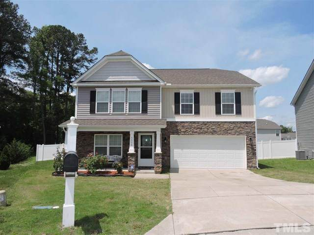 5006 Bee Balm Court, Zebulon, NC 27597 (#2320956) :: Foley Properties & Estates, Co.