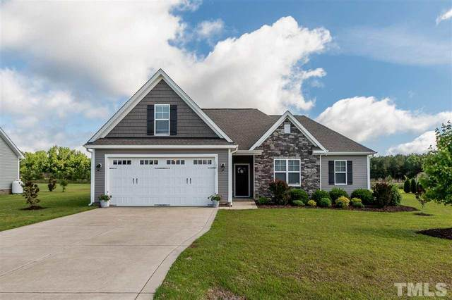 139 Torchie Drive, Selma, NC 27576 (#2320957) :: M&J Realty Group
