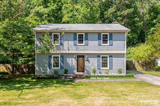 1307 Claymore Drive, Garner, NC 27529 (#2321071) :: Sara Kate Homes