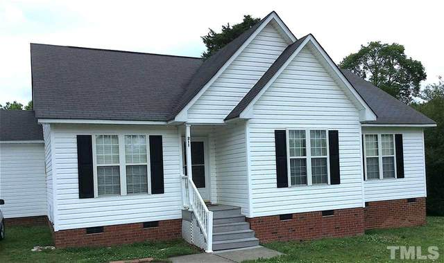 211 E Church Street, Creedmoor, NC 27522 (#2321099) :: The Results Team, LLC