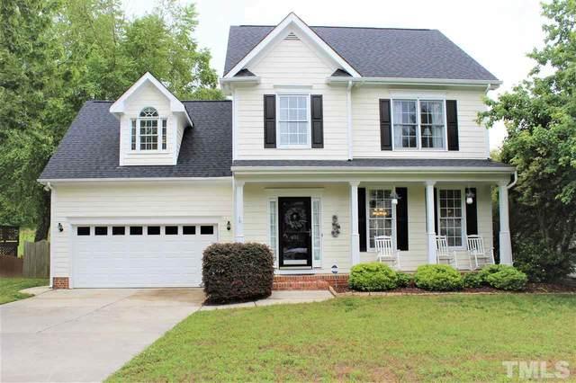 401 Cameron Glen Drive, Apex, NC 27502 (#2321106) :: Classic Carolina Realty