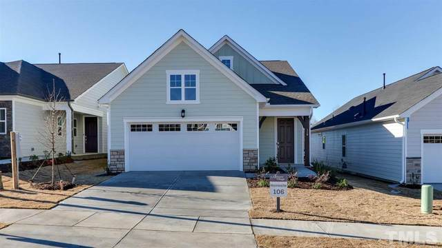 196 Canary Court #130, Raleigh, NC 27610 (#2321147) :: Spotlight Realty