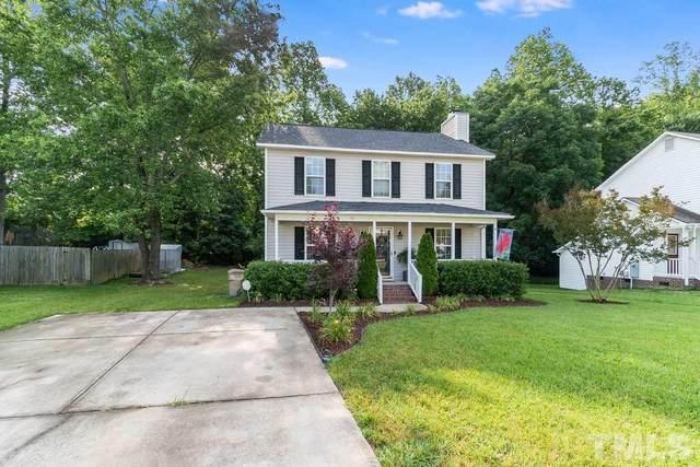 309 Waterford Drive, Clayton, NC 27520 (#2321165) :: Sara Kate Homes