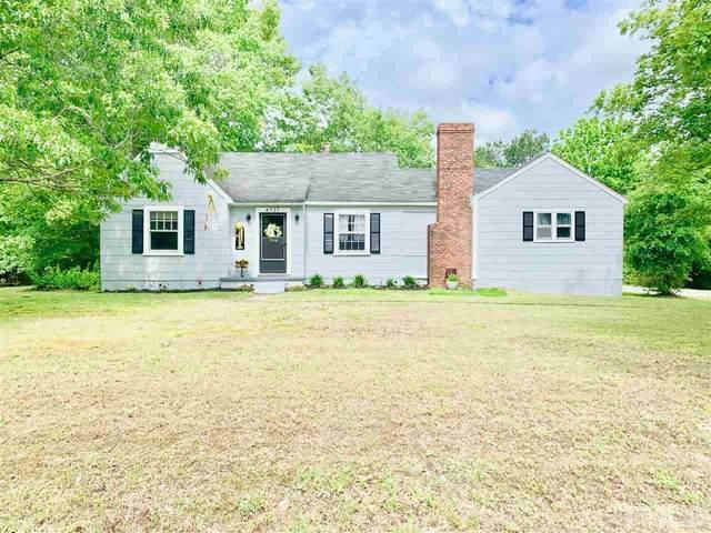 4527 Preacher Holmes Road, Graham, NC 27253 (#2321185) :: Sara Kate Homes