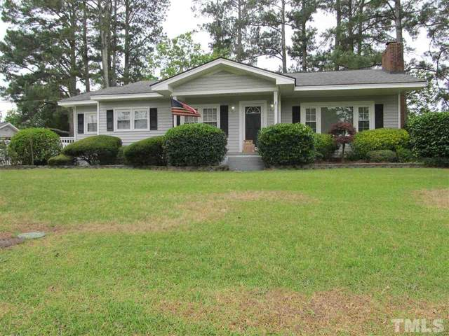 2521 Mitchell Road, Angier, NC 27501 (#2321206) :: The Perry Group