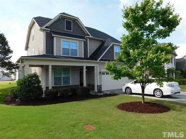 5405 Emerald Spring Drive, Knightdale, NC 27545 (#2321226) :: Rachel Kendall Team