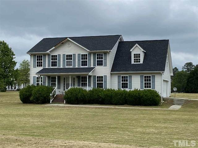 15 Winners Circle, Louisburg, NC 27549 (#2321235) :: Marti Hampton Team brokered by eXp Realty
