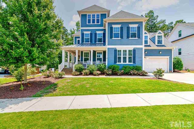 137 Ironcreek Place, Apex, NC 27539 (#2321244) :: Realty World Signature Properties
